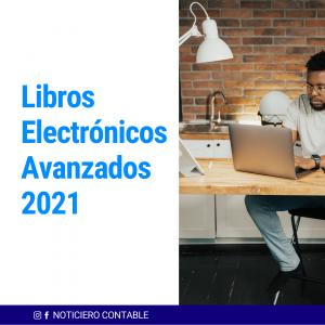 Libros Electronicos Avanzados 2021