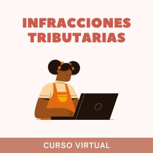 curso virtual infracciones tributarias